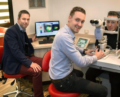 Van Born Opticiens de lenzenspecialist