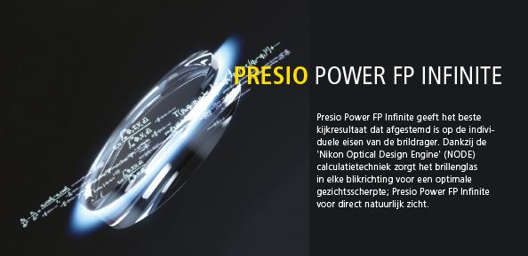 Nikon Presio Power FP Infinite
