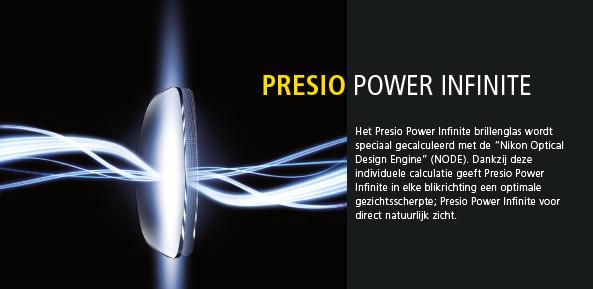 Nikon Presio Power Infinite