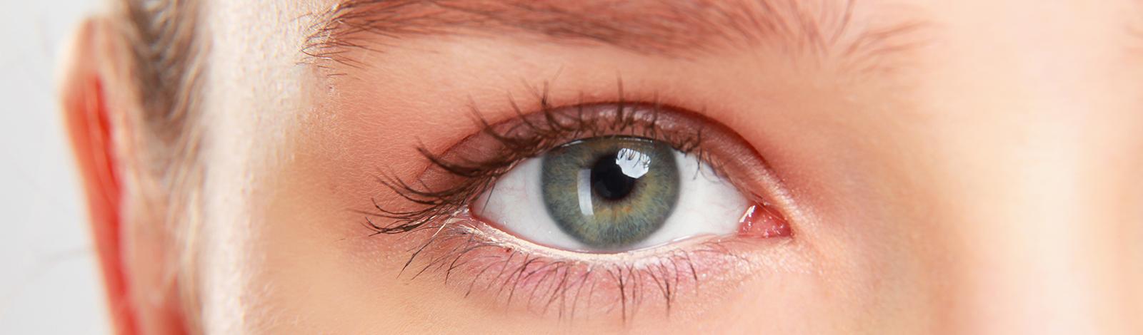 Oogzorg oog