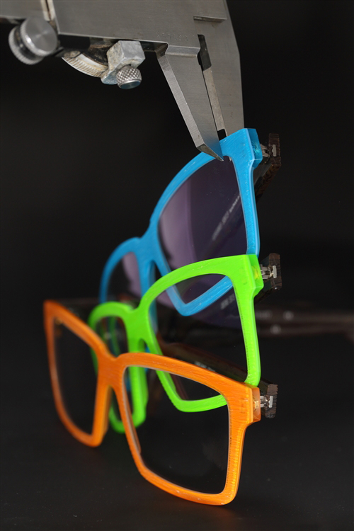 handgemaakte bril wissing 1