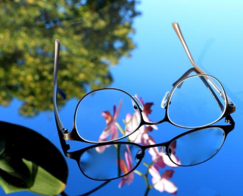 bril schoonmaken