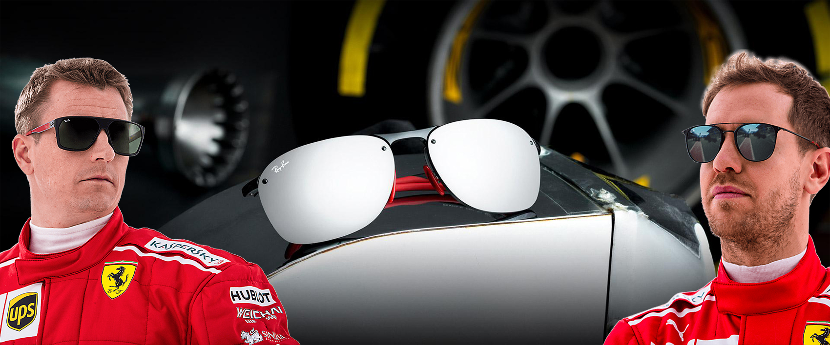 efe12ca4682 Ray-Ban Scuderia Ferrari Collection - Van Born Opticiens | Exclusief ...