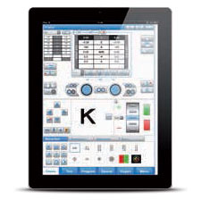 Topcon Tablet