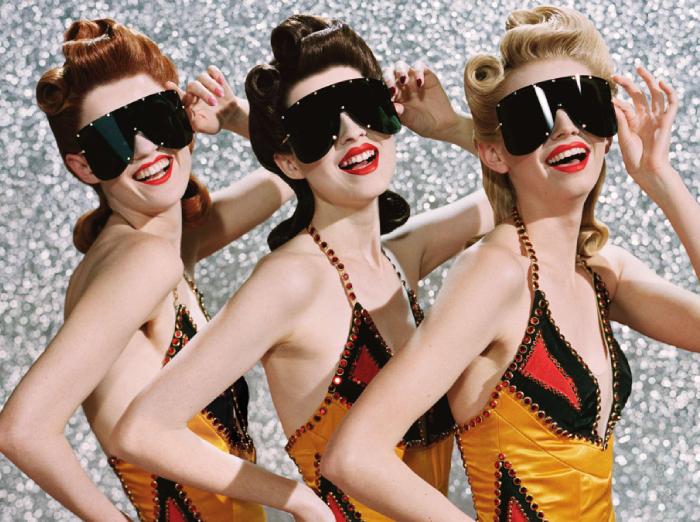 Gucci zonnebrillen