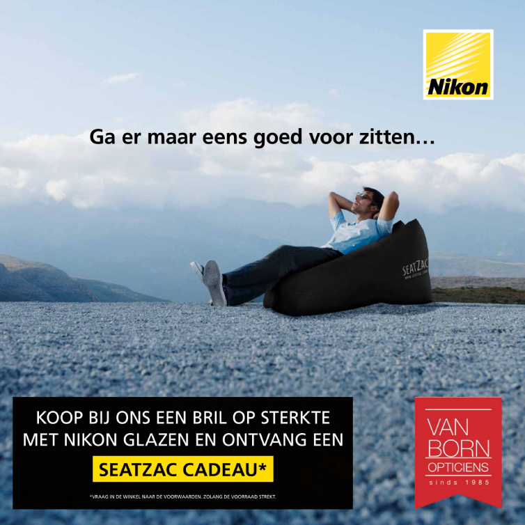 Advertentie Seatzac